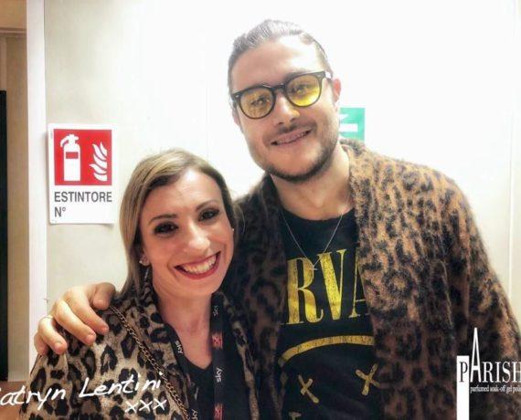 XFactor 2018 - con Nicolò Cerioni, uno dei più noti stylist musicali in Italia